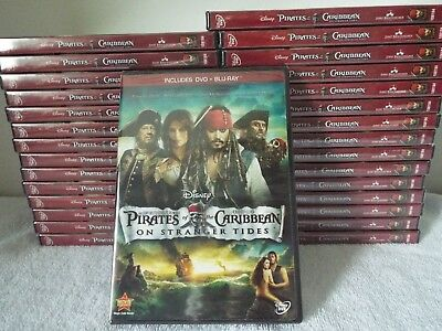 Pirates of the Caribbean:On Stranger Tides-30 Sets-New-Factory Sealed