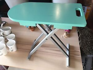 Wooden ironing board toy