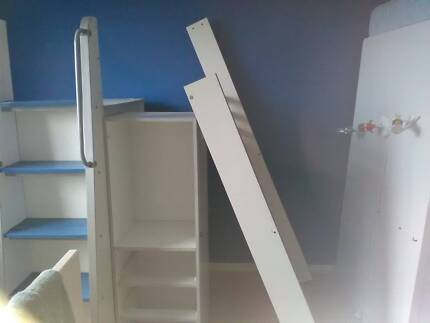 Kids Single Loft bed - cheap and chearful