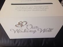 Wishing well for a wedding Highland Park Gold Coast City Preview