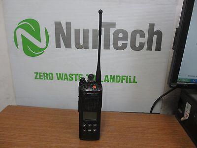 MOTOROLA  ASTRO XTS3000 Model II UHF 450-520MHz P25 Two Way Radio H09SDF9PW7BN