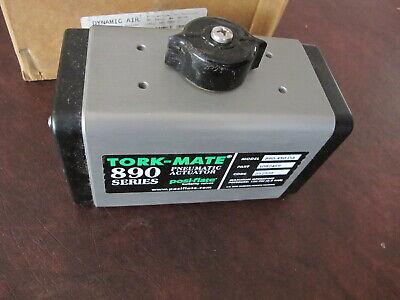 Tork-mate 890-450 Da Posi-flate Pneumatic Actuator. 1082469