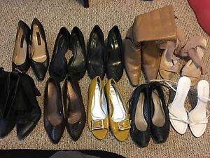 Woman's size 8 Shoe LOT - all for $5!!
