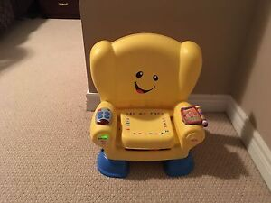 Fisherprice smart learning Chair