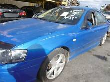 ~W R E C K I N G ~ 2006 BA FORD FALCON XR6 Laverton North Wyndham Area Preview