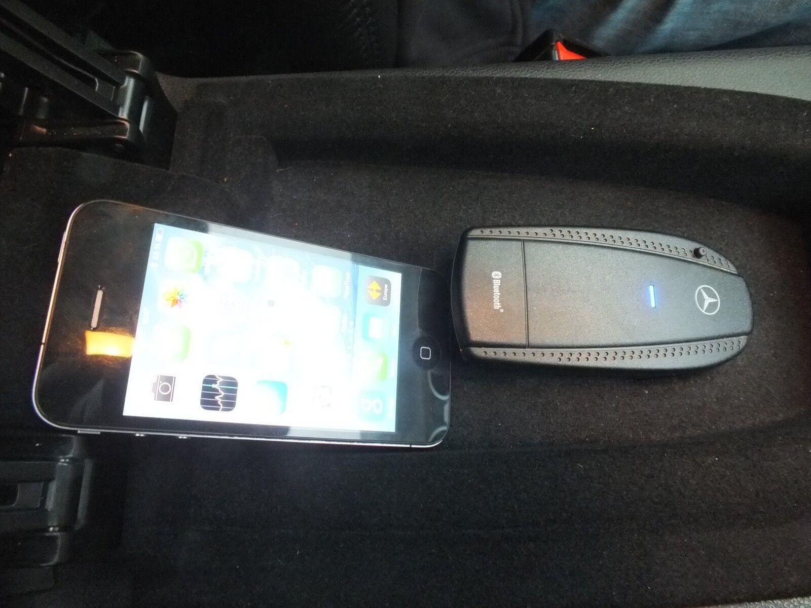Bluetooth Telefon Im C Klasse Mercedes