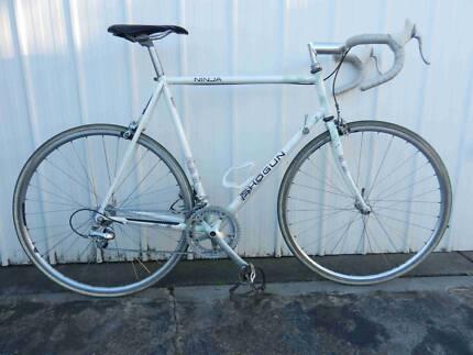 Shogun Ninja road bicycle