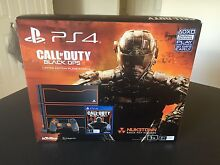 PS4 1TB BLACK OPS 3 Limited Edition Adamstown Newcastle Area Preview