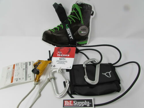 4SRT FLOOP FOOT LOOP W/ KNEE ASCENDER PETZL CROLL KIT
