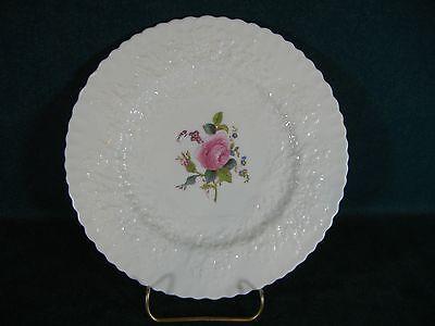 Spode Spode's Bridal Rose / Savoy Billingsley Rose Y2862 Salad Plate Plain Trim Bridal Rose Salad Plate