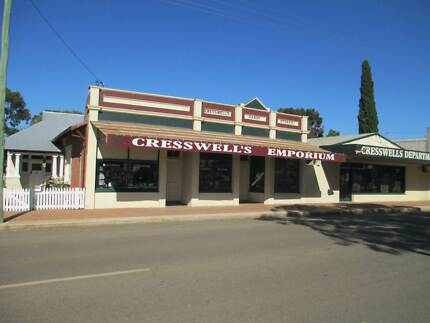 GENERAL STORE (non food) COFFEE SHOP, Second Hand Shop LARGE HOME Wagin Wagin Area Preview