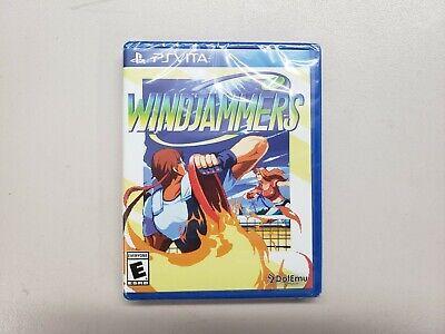 Windjammer PlayStation Vita PSVita Limited Run Games #22