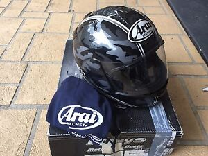 Arai helmet. size L.  (looks new) Pennant Hills Hornsby Area Preview