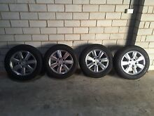 "16"" commodore wheels Hornsby Hornsby Area Preview"