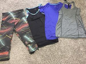 Loads of maternity clothes small/med