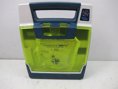 Cardiac Science Power Heart Aed G3 No Battery