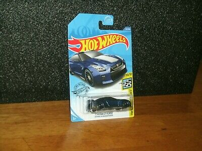 2020 Hot Wheels Speed Graphcs Super Treasure Hunt 17 Nissan GT-R R35 / Protector