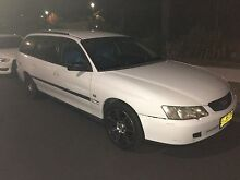 2004 vy wagon 7 seater Willmot Blacktown Area Preview