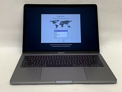 BLOW OUT MID-2017 MACBOOK PRO 13 CORE I5 2.3GHz 16GB 128GB SPACE GRAY CTO/BTO