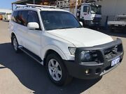 Mitsubishi Pajero 2008 NS 25th Anniversary Woodlands Stirling Area Preview