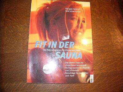 Fit in der Sauna von Margot Hellmiß  Fit In Der Sauna