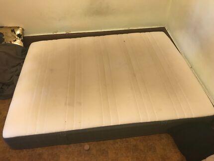 Free ikea queen size mattress