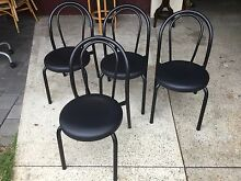 SEBEL Rondo chairs X 4 Kewdale Belmont Area Preview