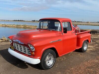 1956 Chevrolet Other Pickups DeLuxe 1956 Chevrolet 3100 California Truck Daily Driver