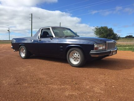 WB Holden Ute Geraldton 6530 Geraldton City Preview