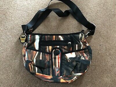 Kipling multi-coloured cross body hand bag