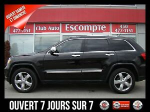 2011 Jeep Grand Cherokee 4 RM 4 portes Overland