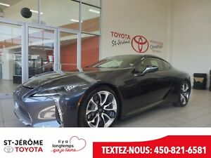 2018 Lexus LC *** V8 5.0L *** OPTION CARBONNE ***