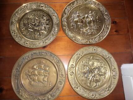 Brass plaques Wilston Brisbane North West Preview