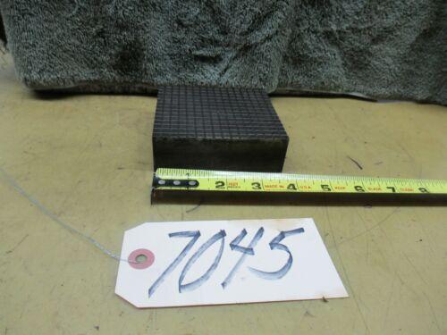 "Lapping Plate 4""x3 3/3""x 1"" (CTAM #7045)"