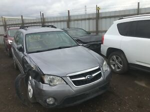 Parting out 2009 Subaru Legacy Outback