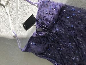 Sparkle grad or evening dress