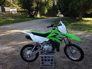 2014 KLX110L Beaconsfield Upper Cardinia Area Preview