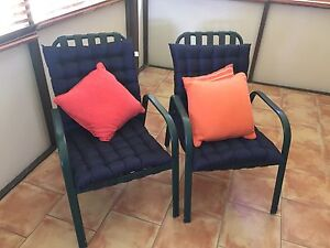 Out door chairs Durack Brisbane South West Preview
