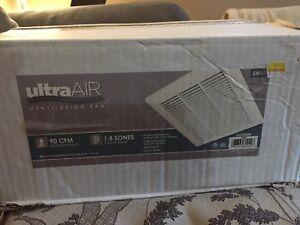 35 obo.  New in box. FAN ( ventilation fan for bathroom etc)