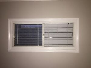 Windows and blinds for sale