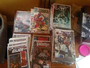 Comics for trade