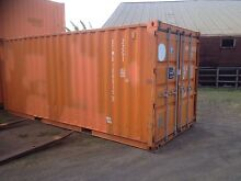 20ft Shipping Container for sale or hire Bundaberg Central Bundaberg City Preview