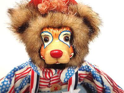 Robert Raikes Original, Bingo bear,rodeo clown limited edition, 102/350