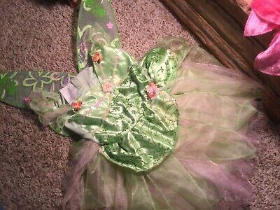 n Costume- girl's 4-6X (Tinker Bell Halloween-kostüm)