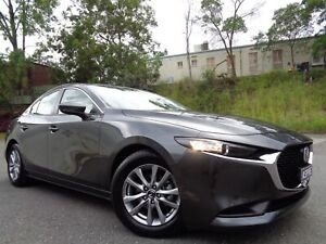 2019 MAZDA 3 G20 PURE ONLY 10,000 KM 6 MONTH REGO RWC WARRANTY Hillcrest Logan Area Preview
