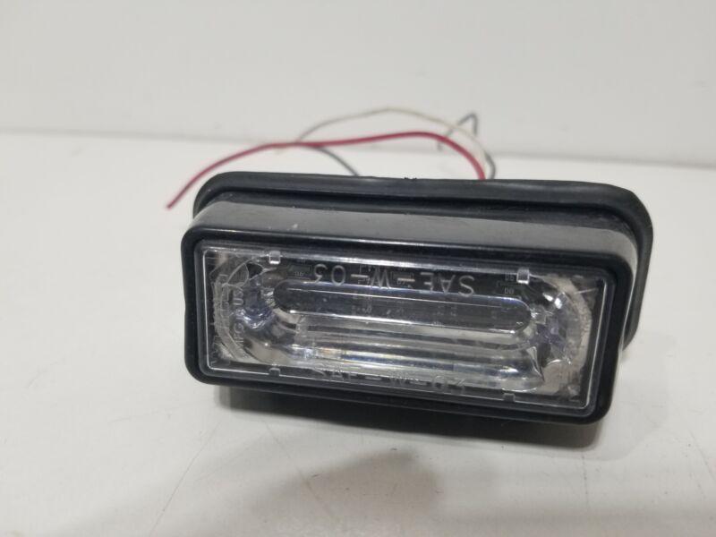 Whelen Linear3 LIN3 Flashing Smart LED Light Head RSR02ZCR 01-0664836-51B Lot R
