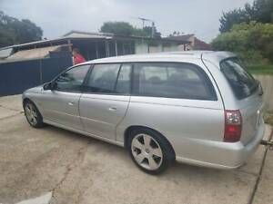 2006 Holden Commodore Svz 4 Sp Automatic 4d Wagon