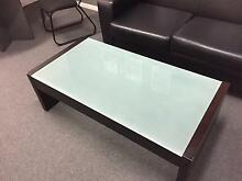 Coffee table with glass top Newstead Launceston Area Preview