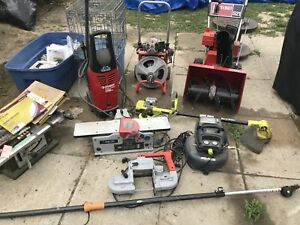 Huge Tool Sale. but if Everything