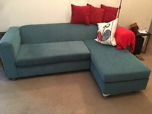 Sofa, 3 seater Sans Souci Rockdale Area Preview